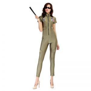 コスプレ ポリス ハロウィン 衣装   警官 婦警 警察官 制服-Halloween-trw0725-0409