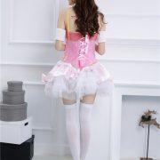ラブライブ!lovelive スクフェス SR お祭り編 覚醒後 南 ことり コスプレ衣装 lolita-Halloween-trw0725-0420 2