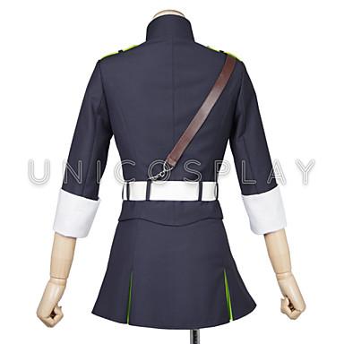 終わりのセラフ 三宮三葉(さんぐう みつば) コスプレ衣装-hgsowarino0017