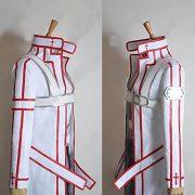 ソードアート・オンライン アスナ 血盟騎士団 コスプレ衣装-hgssotoa0016 3