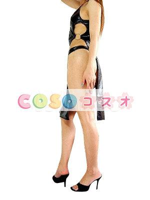 全身タイツ メタリック オーダーメイド可能 セクシー ブラック ―taitsu-tights0252