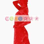 全身タイツ 単色 大人用 男女兼用 コスプレ―taitsu-tights0359 3
