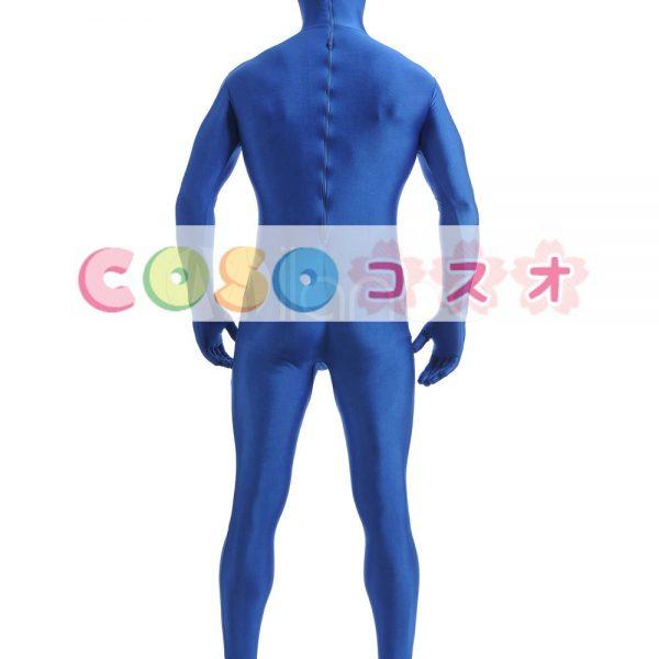 ユニセックス ライクラ スパンデックス全身タイツ スーツ―taitsu-tights1383