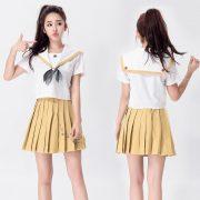 7カラーからお選びます 【ハロウィン】セーラー服 コスプレ 制服 女子高生 ブレザー ハロウィン S M L XLサイズあり-Halloween-trw0725-0066 3