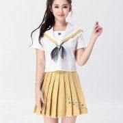 【ハロウィン】セーラー服 コスプレ 制服 女子高生 ブレザー ハロウィン-Halloween-trw0725-0067 3