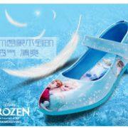 【アナと雪の女王 サンダル】キッズ 靴 子供用 女の子 可愛い -Halloween-trw0725-0125 3