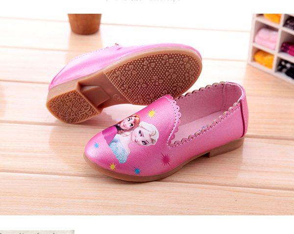 Disney Princess アナと雪の女王 プリンセス  コスチューム 子供 靴-Halloween-trw0725-0132