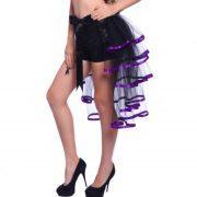 バッスルタイプレインボーパニエ・テールスカート/チュチュ/ペチコート/コスプレ/セクシーコスプレ・ハロウィン・halloween・仮装パーティ、キャバクラ、お店、キャバ衣装・ナイトドレス・セクシード-Halloween-trw0725-0167 3