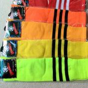 サッカーソックス 3本ライン キッズ サッカー フットサル ストッキング 靴下 ソックス クラブ 部活 メール便OK-Halloween-trw0725-0169 3