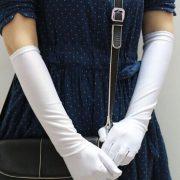 グローブ 手袋 アクセサリー グローブ エレガント コスプレ衣装 ドレス喫茶 プリンセス ディズニー ウエディング セーラームーン-Halloween-trw0725-0171 3