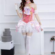 ラブライブ!lovelive スクフェス SR お祭り編 覚醒後 南 ことり コスプレ衣装 lolita-Halloween-trw0725-0420 3