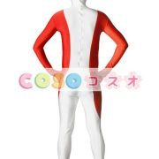 全身タイツ,カナダの国旗柄 ユニセックス 大人用 コスチューム衣装 コスプレ ―taitsu-tights1343 4