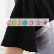 オンブル ブルー スター プリント レースかわいいロリータ ドレス ―Lolita0658 4