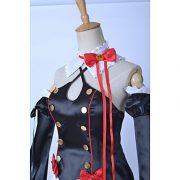 終わりのセラフ 女王 クルル・ツェペシ コスプレ衣装-hgsowarino0011 6