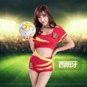 サッカー 応援団 チアガール 舞台演出服  ステージ衣装 新作-Halloween-trw0725-0368 7