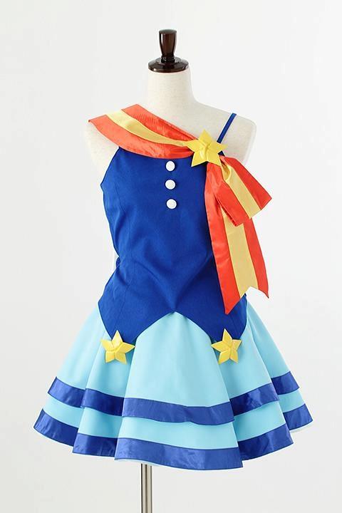 THE iDOLM@STER フォーエバースター☆ コスプレ衣装-higashi2192