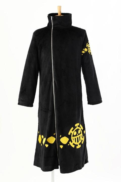 ワンピース トラファルガー・ローのコート コスプレ衣装-higashi2196