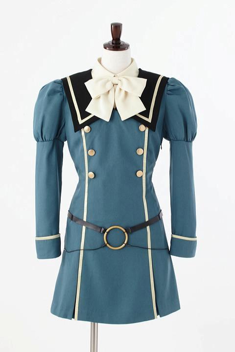 放課後のカリスマ セントクレイオ学園制服/女子冬服 コスプレ衣装-higashi2277