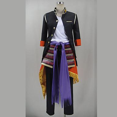 刀剣乱舞 太刀男士 大倶利伽羅 (おおくりから) コスプレ衣装-hgstoukenranbu0003
