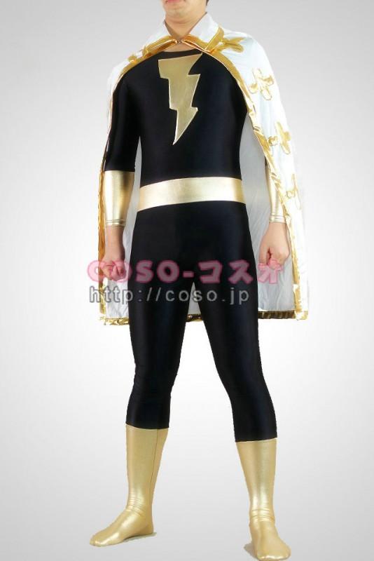 スーパーマン メタリック くん マント付き スーパーヒーロー―8taitsu0019