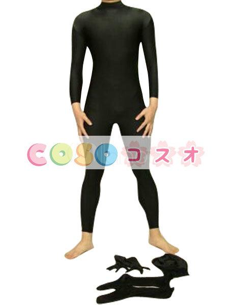 全身タイツ ブラック ユニセックス 大人用 ―taitsu-tights0013