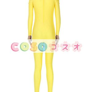 ライクラタイツ イエロー ノベルティ ライクラ・スパンデックス 大人用 女性用 ―taitsu-tights1565