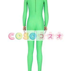 ライクラタイツ グリーン ライクラ・スパンデックス ノベルティ 女性用 大人用 ―taitsu-tights1572
