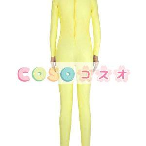 ライクラタイツ イエロー ノベルティ ライクラ・スパンデックス 大人用 女性用 ―taitsu-tights1575
