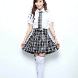 コスプレ衣装 大人用 女子高生 学生服 ハロウィン セーラー服 制服-Halloween-trw0725-0062