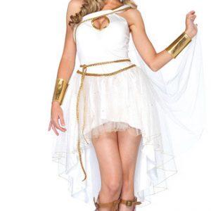 コスプレ ギリシャ神話 アテナ女神 コスチューム ハロウィン 古代 仮装 女神 コスプレ セクシー コスチューム 変装  大人用 学園祭 パーティー服 変装 仮装 大人用 コスプレ衣装 舞台服 女性 -Halloween-trw0725-0238