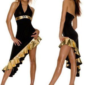 大人用 ダンス・ラテンダンスコスチューム・社交ダンス衣装 セクシードレス-Halloween-trw0725-0311