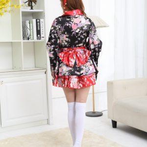 コスプレ 花魁 ドレス セクシー着物  メイド LOLITA プリンセス風-Halloween-trw0725-0074