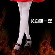 赤ずきんちゃん かつら 靴 ハロウィン コスプレ-Halloween-trw0725-0071 8